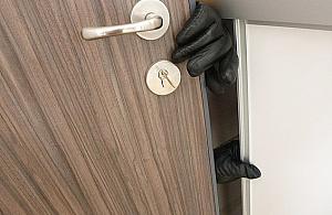 Z³apa³ za klamkê, drzwi by³y otwarte. Skorzysta³ z okazji