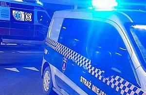 50-latek pobity na £ojewskiej. Trafi³ do szpitala