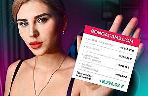 Jak du¿o one zarabiaj± na kamerkach: dziewczyna z Warszawy uchyla r±bka tajemnicy na temat rzeczywistej wielko¶ci jej zarobku na Bongacams