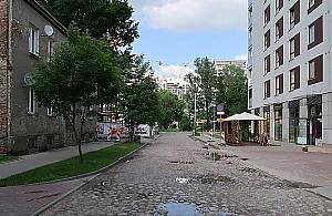 Deweloper wyremontuje ulicê na Odolanach. Kocie ³by zostaj±