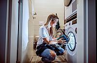 5 kluczowych zalet posiadania pralki w domu