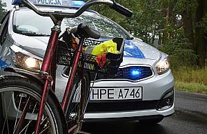 """Przybywa rowerzystów z promilami. W ostatni weekend o¶miu """"po spo¿yciu"""""""