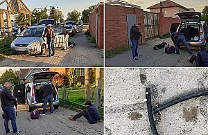 Aresztowany za kradzie¿ na tzw. kolec. Uwa¿ajcie na takie przypadki