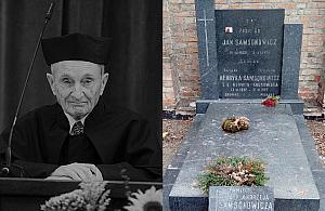 Prof. Samsonowicz spocznie w Alei Zas³u¿onych na Starych Pow±zkach