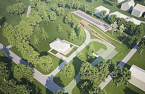 Dziwna inwestycja za 14 milionów. Co powstanie w parku M³ociñskim?