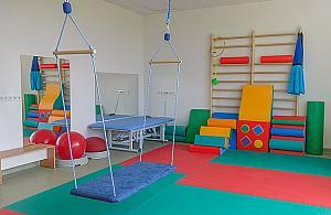 Filia szpitala dzieciêcego na Bia³o³êce. O¶rodek ju¿ dzia³a
