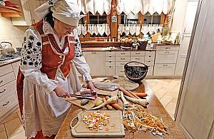 Sytocha, barszcz, siuforek. Co jadano w dawnym Wawrze?