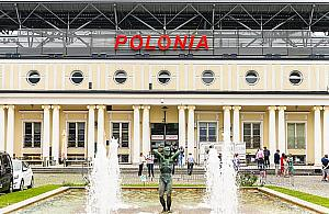 Priorytet w zad³u¿onym mie¶cie - nowy stadion Polonii