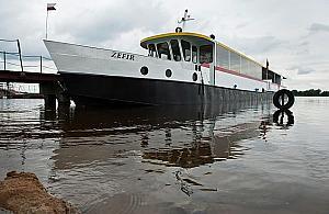 Statek do Serocka za 36 z³. Znów podbije serca warszawiaków?