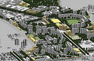 Zbudowali metro, a teraz planuj± okolicê. Wiêcej bloków na Targówku?