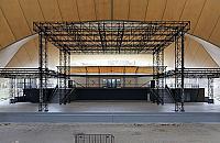 Amfiteatr czeka na otwarcie. Remont na pó³ gwizdka skoñczony