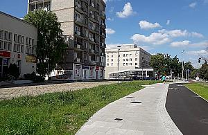 Nowe centrum Bielan. Skwer Integrator coraz bli¿ej