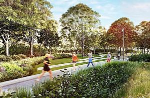 """Planuj± nowy park w Warszawie. """"Miejsce pe³ne zieleni"""""""