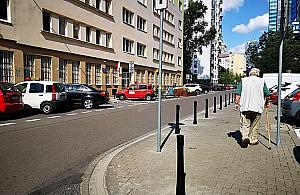 S³upki przed siedzib± drogowców. Szewc bez butów nie chodzi