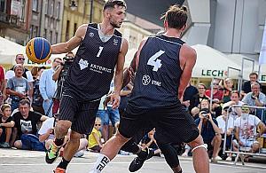 Koszykówka 3x3: Hutnik z br±zem na mistrzostwach Polski