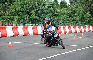 Egzaminy na motocykl ju¿ na Bemowie