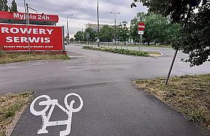 """Rowerem po Po³czyñskiej. """"Czêste kolizje"""" czy zero problemów?"""