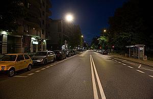 Wiêcej ¶wiat³a na Targówku. Nowe latarnie na kilku ulicach