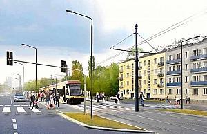 Rusza budowa tramwaju na Kasprzaka. Budimex mia³ kontrakt w kieszeni i... odpu¶ci³