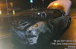 170 km/h po Wis³ostradzie. Audi z wypo¿yczalni zniszczone w jeden dzieñ
