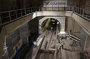 Dzieñ otwarty na budowie metra. Stacja Bemowo zaprasza