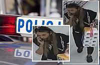 Policja szuka tej kobiety. Ukrad³a perfumy za 700 z³