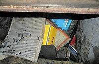 Odpady trafia³y do pieca. Toksyczny pomys³ mechaników samochodowych