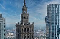 Ostrze¿enie pogodowe dla Warszawy. Bêdzie mocno wia³o
