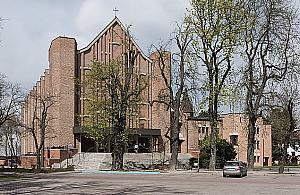 """Urz±d dzielnicy reklamuje... szko³ê ¶piewu liturgicznego. """"Rozwija duchowo"""""""