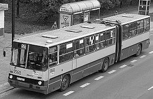 Jotka, czyli 520. To jedna z najs³ynniejszych linii w Warszawie