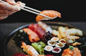 Wêdrówki po kulinarnej Bia³o³êce. Shizen Sushi, Chaczapuri i BoBoQ