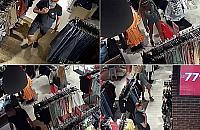 Kradli ubrania w Galerii Pó³nocnej. Szuka ich policja