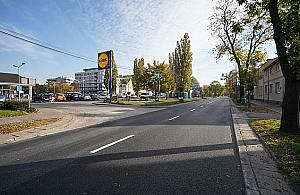 Trocka i Borzymowska g³adkie jak stó³. Weekendowy remont jezdni