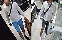 Krad³ damskie torebki w Factory. Szuka go policja