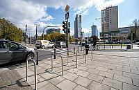 Wiêcej miejsc do parkowania rowerów. Ustawili nowe stojaki