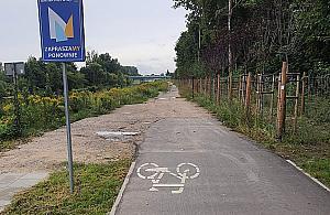Warszawy nie staæ na drogê rowerow±? O asfalcie mo¿na zapomnieæ