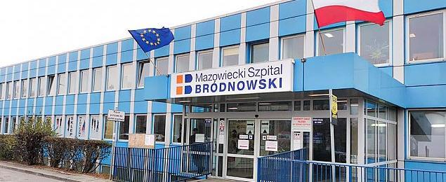 """Szpital Bródnowski dostanie prawie 600 tys. """"¦wiêtujemy wspólny sukces"""""""