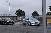 Szaleñczy rajd Zegrzyñsk±. 19-latek straci³ prawo jazdy